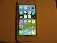 IPhone 5S – 32 GB - Silver