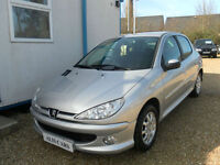 Peugeot 206 1.4 Look 5 door h/back SOLD SOLD