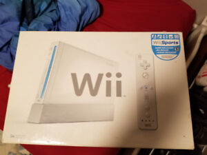 Wii system.