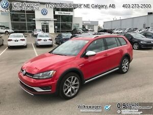 2017 Volkswagen Golf Alltrack 1.8 TSI  - Certified - Low Mileage