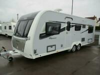 Elddis Magnum GT 840 INC MOVERS AND AWNING 2019
