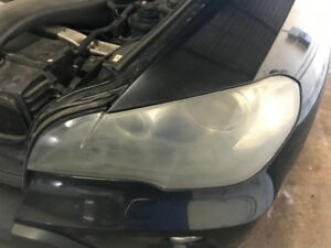 HEADLIGHT RESTORATION & CLEANING! $50 FOR BOTH!