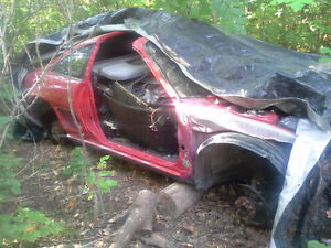 MR2 TURBO SHELL (PARTS CAR ONLY)$700 lots of parts