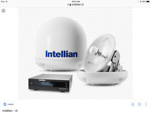 Intellian i3 - Satellite T.V. System
