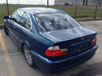 FOR SALE 2000 BMW 3-Series 323ci Coupe (2 door)