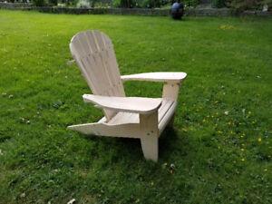 Adirondack Pine Chairs
