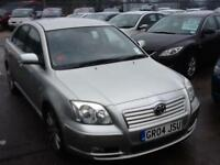 Toyota Avensis 2.0 VVT AUTOMATIC T Spirit LOW MILES,FULL BLACK LEATHER