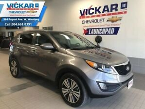 2016 Kia Sportage EX  AWD, 4CYL. FUEL EFFICENT, BLUETOOTH  - $156.69 B/W