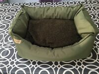 Earthbound waterproof dog bed. Nearly new