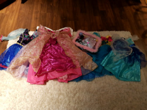 Girls Halloween costumes dress up clothes