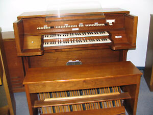 New or used Church organs for sale or rent