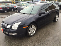 2009 Ford Fusion SPORT SEL SEDAN...LOADED...MINT COND. City of Toronto Toronto (GTA) Preview