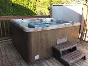 BeachComber Hot Tub 540 Leep Model