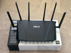 Mint ASUS Wireless AC3200 Tri-Band Router (RT-AC3200)