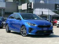 2020 Kia Ceed 1.4T GDi ISG GT-Line S 5dr DCT HATCHBACK Petrol Automatic
