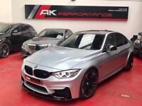 2014 BMW M3 3.0 M DCT (s/s) 4dr