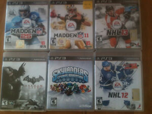 PSP,PS3,DS GAMES, MAKE OFFER TODAY FOR ALL