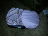 Baby seat covers