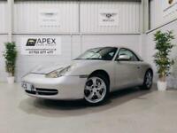 2000 Porsche 911 3.4 996 Carrera 4 Cabriolet 2dr Petrol Manual