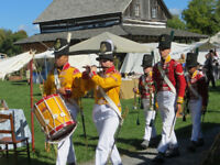 Get into the Action! Become a Musician with the 100th Regiment