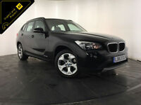 2014 BMW X1 SDRIVE20D EFFICIENTDYNAMICS BUSINESS 1 OWNER SERVICE HISTORY FINANCE