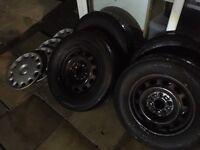 Mazda Bongo Wheels 15 inch good tyres