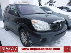 2005 Buick RENDEZVOUS  4D UTILITY  FWD