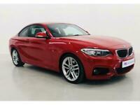 2014 BMW 2 Series 220i M Sport Coupe Petrol Manual