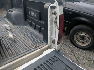 2002 ford f250 crew cab long box blown transmission