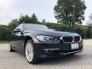 2014 BMW 328i XDrive (3 series) Luxury Line