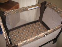 Graco playpen in great condition with all extra accessories