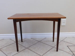 Mid Century Teak Side/Coffee Table