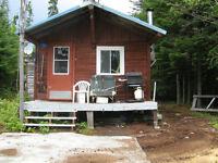 Chalet (camp de pêche et chasse) zec Kiskisink