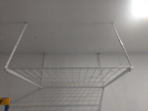 Ceiling Mount storage system
