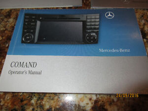 Complete owners manual for 2009 Mercedes Benz E-Class. Windsor Region Ontario image 3