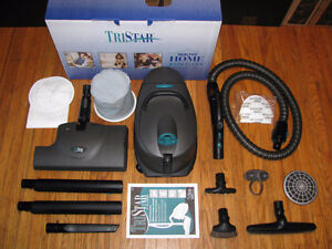 TRISTAR EXL VACUUM MINT BARELY USED IN 2PC FACTORY BOXES WARANTY