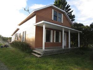 maison ou chalet a vendre
