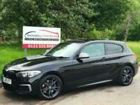 2018 BMW 1 SERIES 3.0 M140i SHADOW EDITION SPORTS 3DR + FULL BMW SERVICE HISTORY
