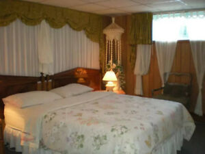 Upscale Rooms available 2- 3 days a week - Welland