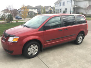 2008 Dodge Caravan Minivan, Wheelchair Accessible