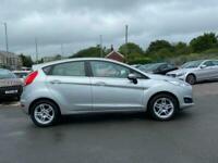 2013 Ford Fiesta 1.5 TDCi Zetec 5dr HATCHBACK Diesel Manual