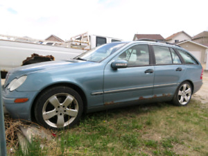 Mercedes Benz C240 4Matic $1000. Conditionally sold.