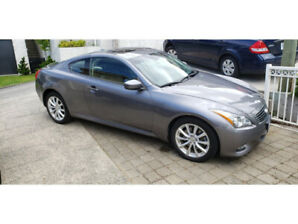 2012 Infiniti G37X Low KMs Ext Warranty