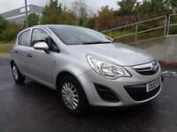 2013 VAUXHALL CORSA MANUAL DIESEL, LOW MILES, PERFECT RUNNER,3MONTH WARRANTY