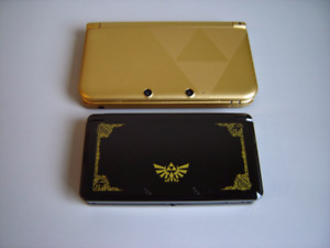 Zelda 3DS, 3ds games and gameboy color