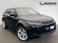 2019 Land Rover Range Rover Evoque 2.0 D150 S 5dr Auto Suv Diesel Automatic