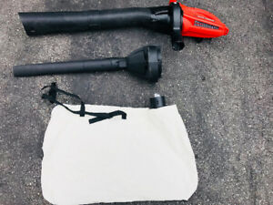 Black & Decker High Performance Blower / Vac / Mulcher