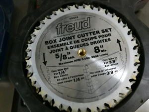 Freud Box Joint Cutter- like new condition
