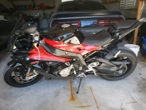 2016 BMW S1000RR Mint Condition! Only 3,698KM