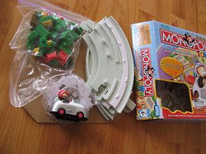 Monopoly Town, apprendre à compter et jouer ensemble 4 ans et + Saint-Hyacinthe Québec image 2